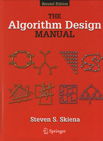 The Algorithm Design Manual Cover